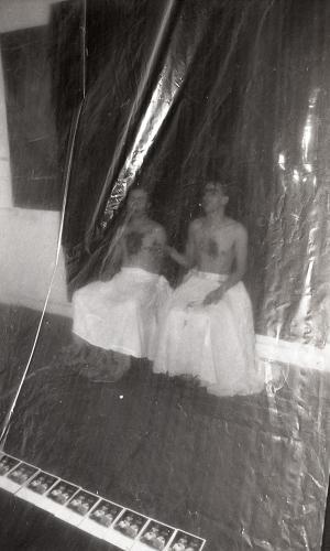 Fotografía Las Dos Fridas en Galería Bucci